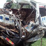 Three Killed In Luwero Nakasongola Road Accident