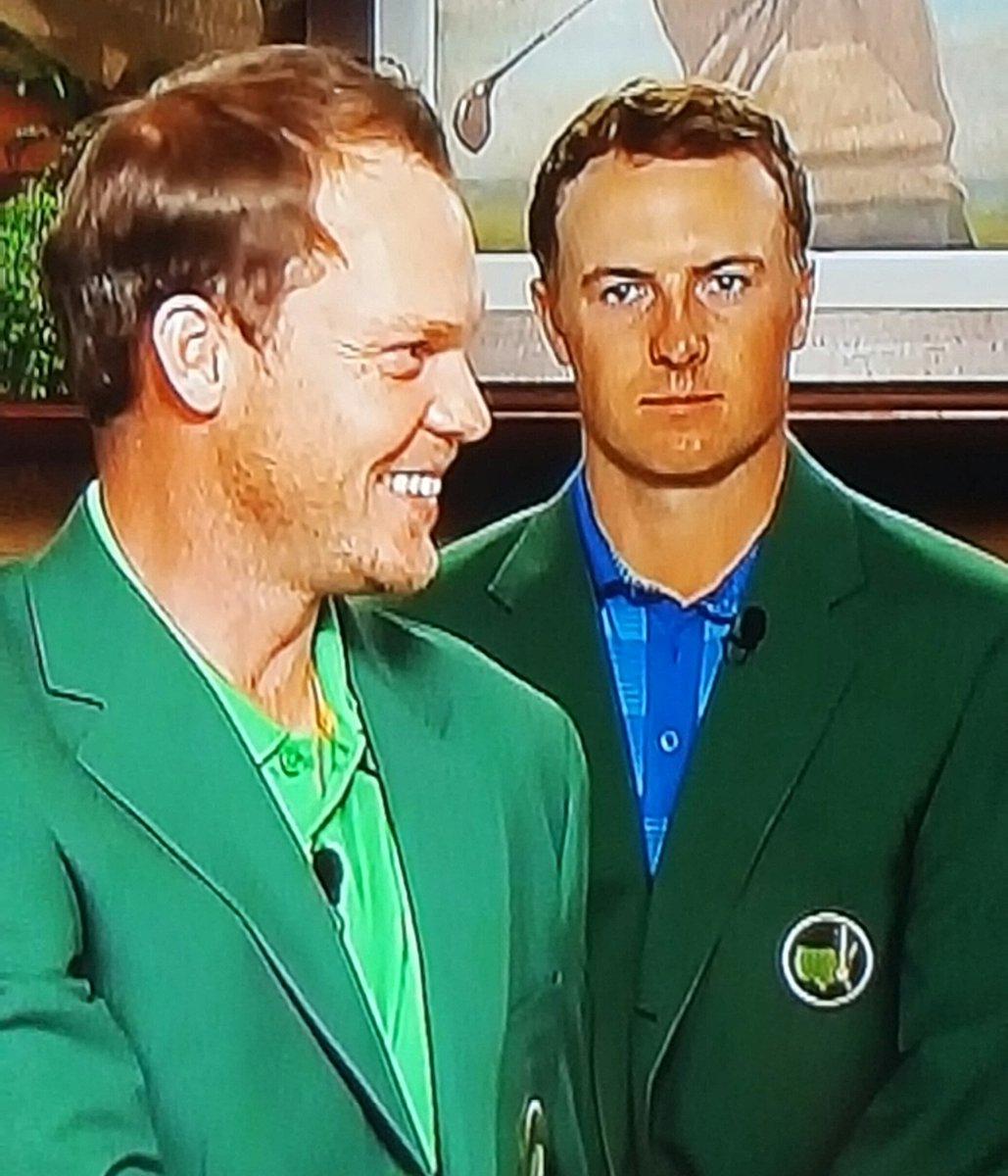 Dat look. #Masters2016 https://t.co/G2uZfiQyVp
