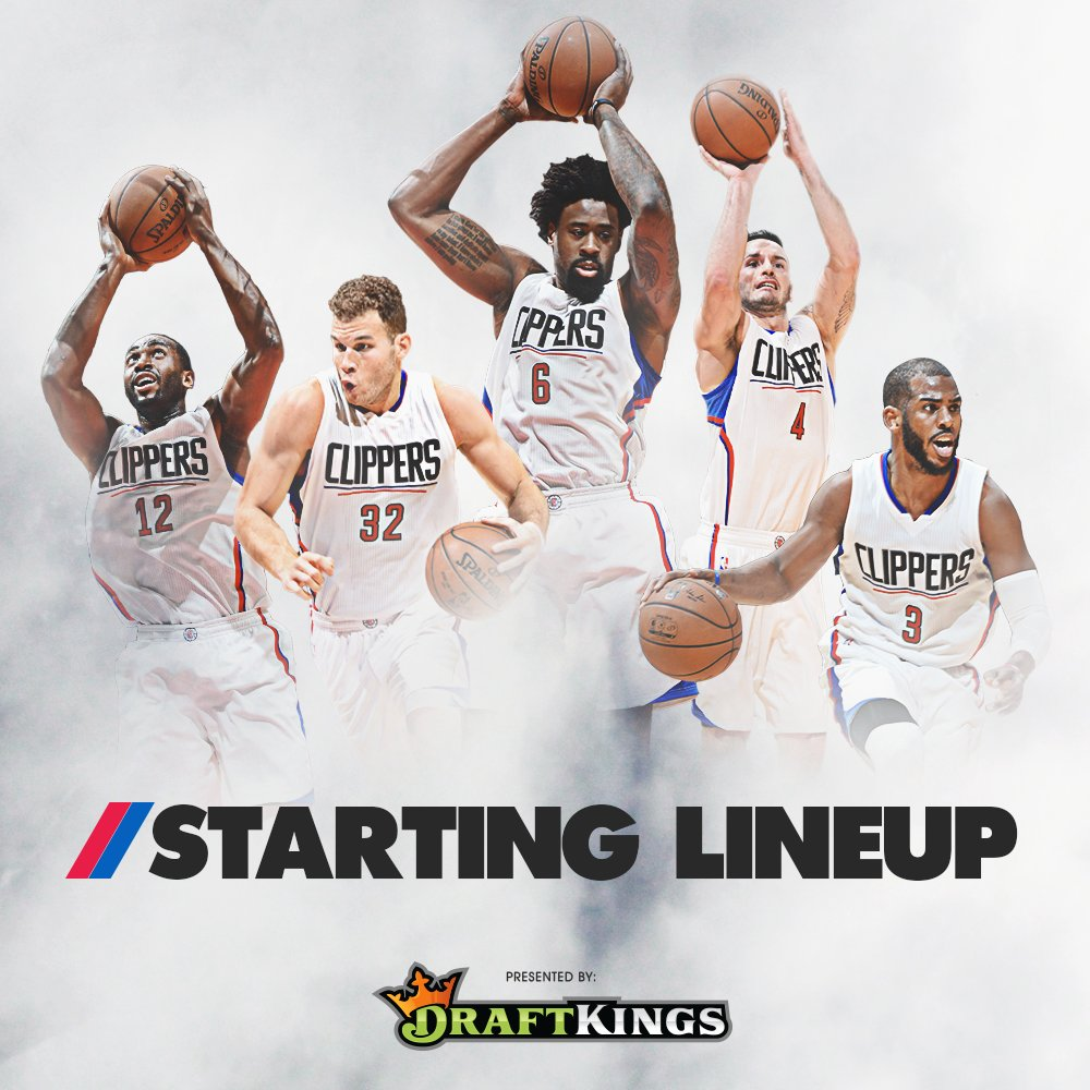 Nuggets Starting Lineup: Today's @draftkings Starting Lineup Vs. Dallas. Https://t