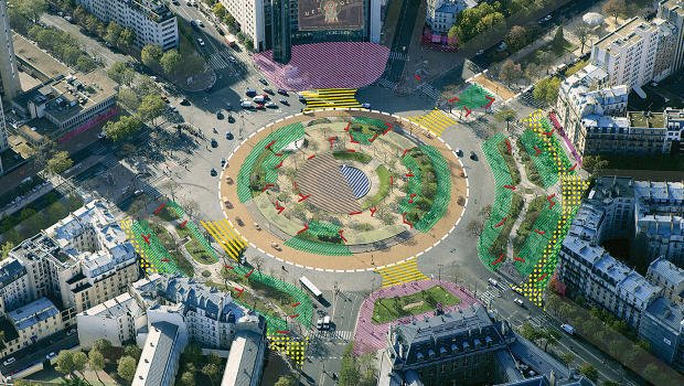 Paris Is Redesigning For Pedestrians, Not Cars https://t.co/P86LmU97so via @FastCoDesign #Design #Sustainability https://t.co/eZHtUnHdUh