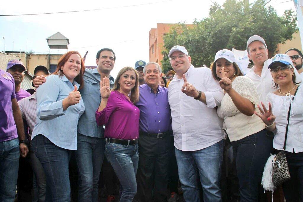 En Manganagua el PRD dice PRESENTE!