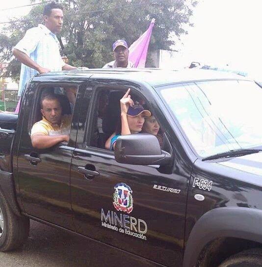 Señores de la @juntacentral la ciudadanía sigue publicando fotos del uso de los recursos públicos en la reelección. https://t.co/1vPKINqmoQ