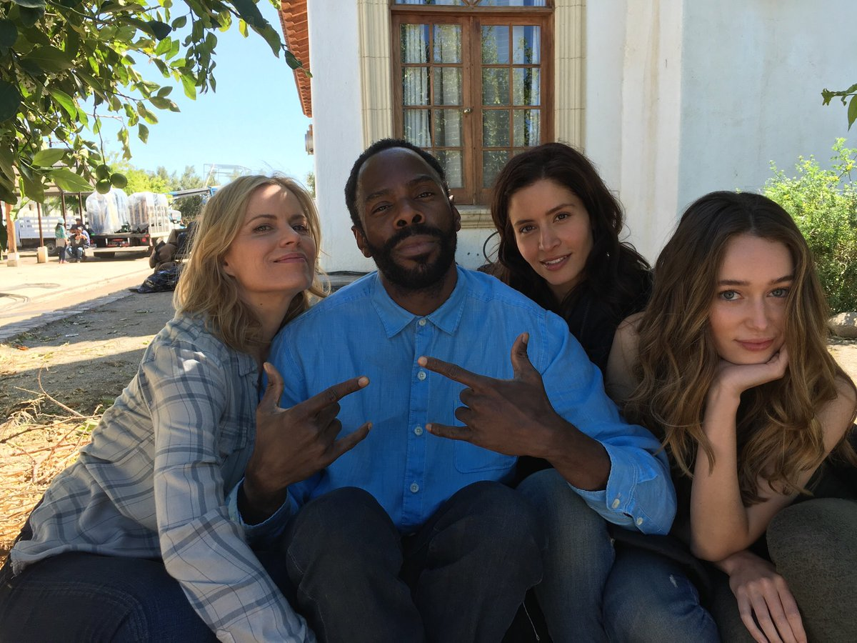 Fun tweeting with you tonight. Trust me, it's only just gotten started. You ain't ready! Goodnight! @FearTWD https://t.co/GAshBAtrAl
