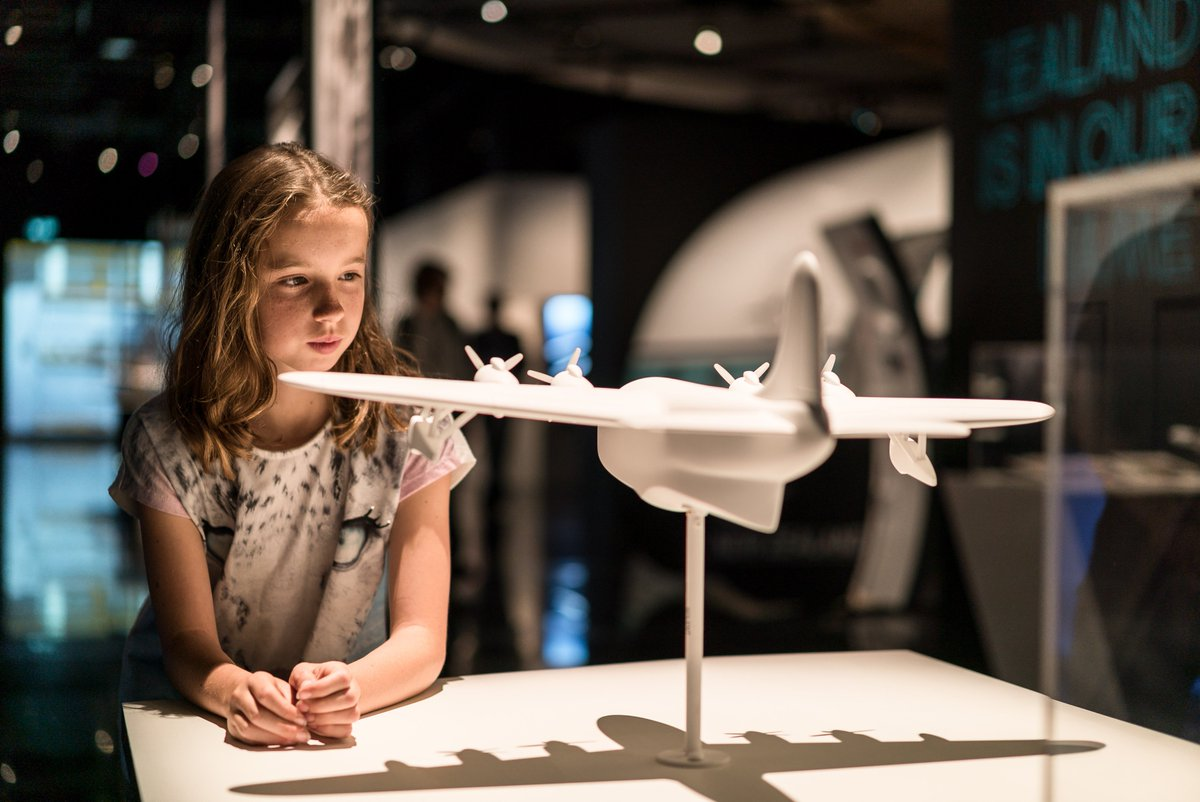 How do we pick our destinations? Learn more at @aucklandmuseum tomorrow 💡✈