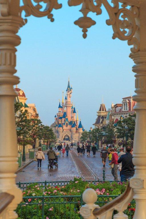 DisneylandParis, DisneylandParis, DisneylandParis, mainstreet