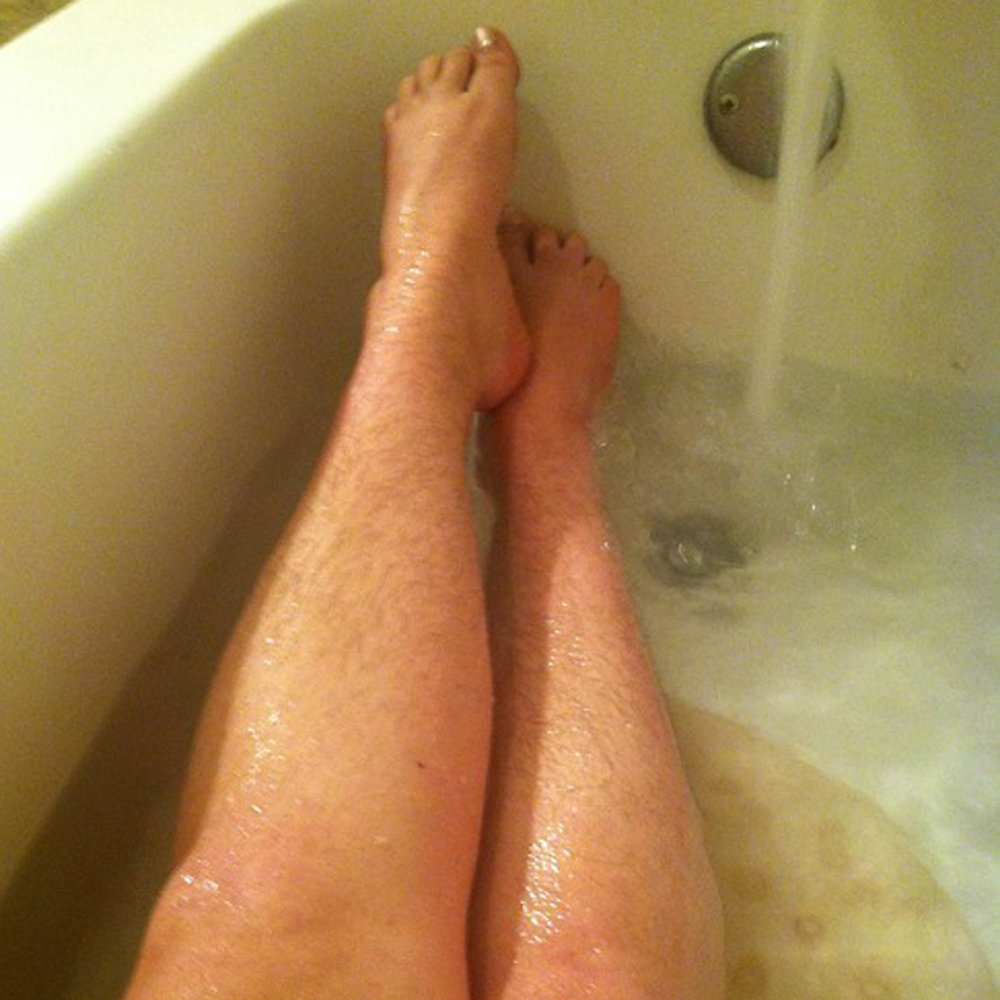 Would You Join The Hairy Legs Club