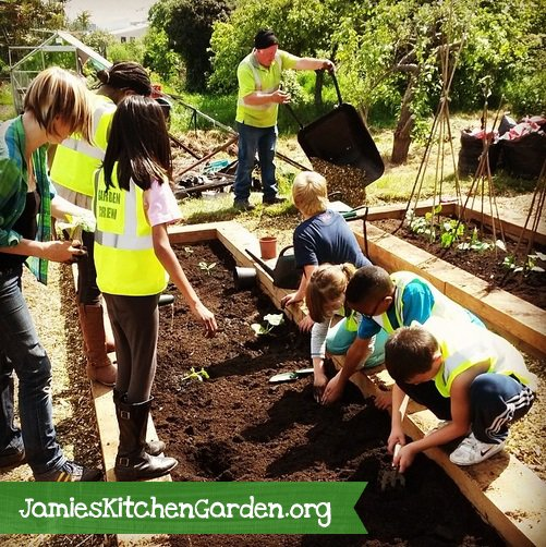 RT @JamiesKGP: Welcome back #schools! It's #NationalGardeningWeek - the perfect time to get growing and sowing those seeds! #fooded https:/…