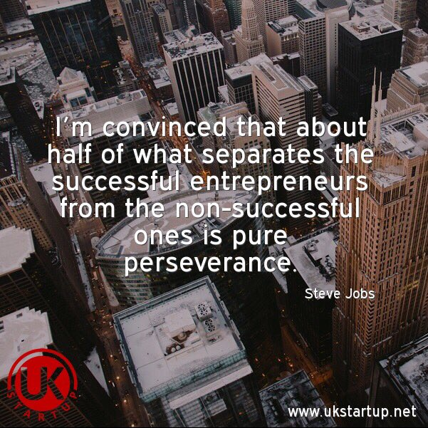 Perseverance is key for #entrepreneurs. In the face of rejection, all you need is the right YES! #MondayMotivation https://t.co/MGSP5at88e