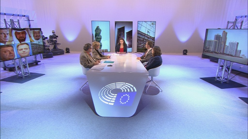 TALKING EUROPE - Panama Papers: The tip of the iceberg?