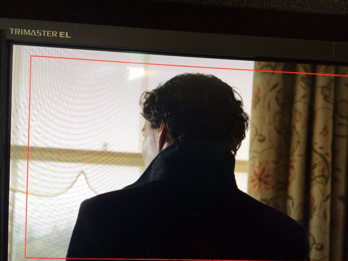 Back! #Sherlock https://t.co/WFvpGpy3PV