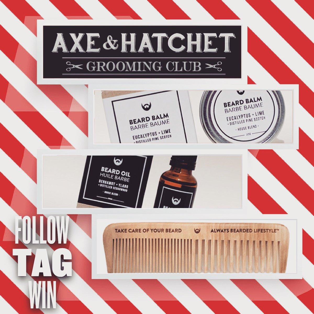 Want to #win the ultimate grooming prize pack? Follow & RT to enter! Details at: https://t.co/9BXI7I7BY0 https://t.co/Kmmcd8naVQ