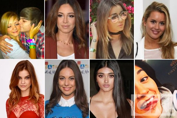 One Direction ex-girlfriends then and now - See what the boys' former flames are doing
