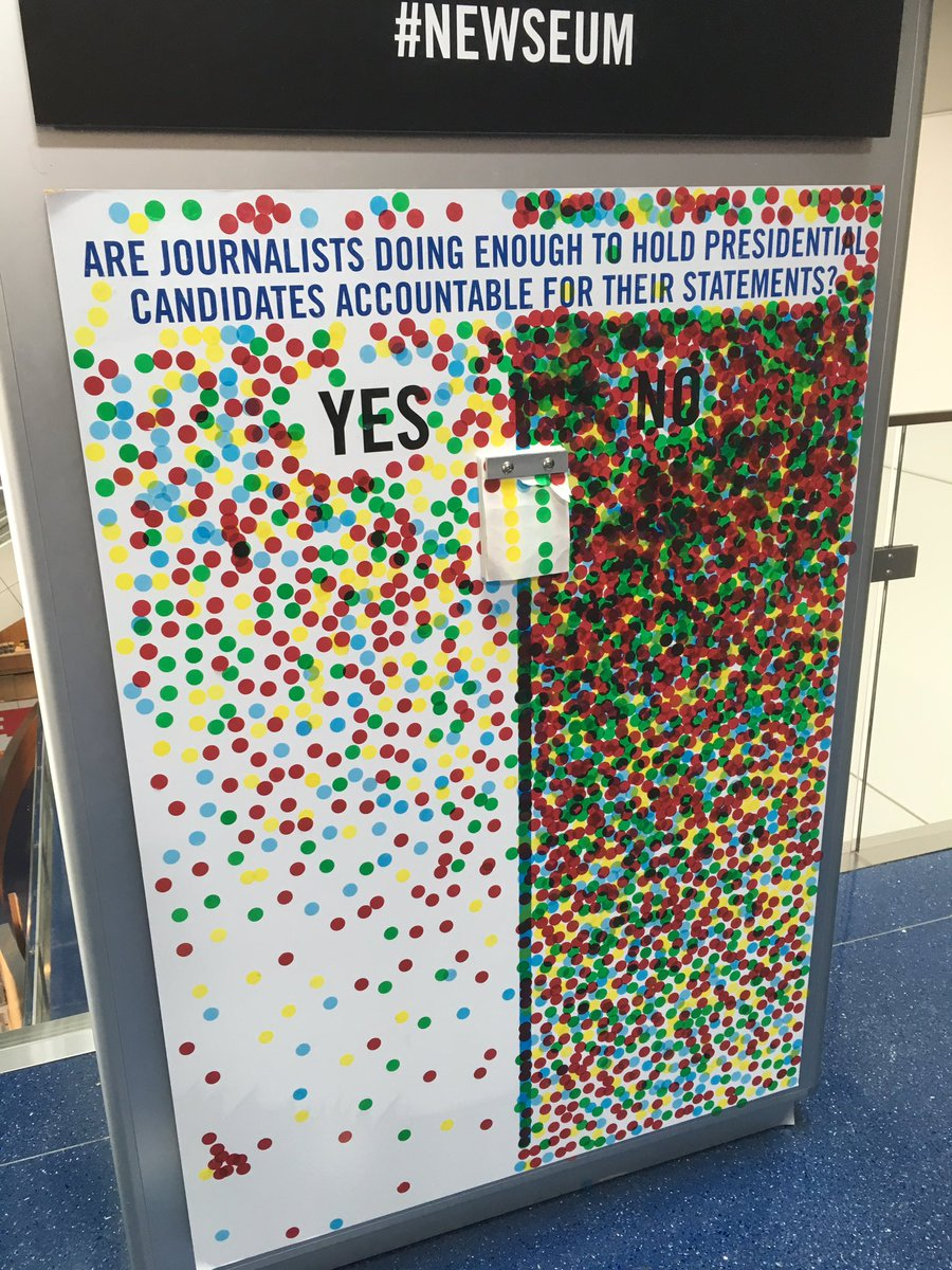 At the @Newseum. https://t.co/ibkFlPuzsn