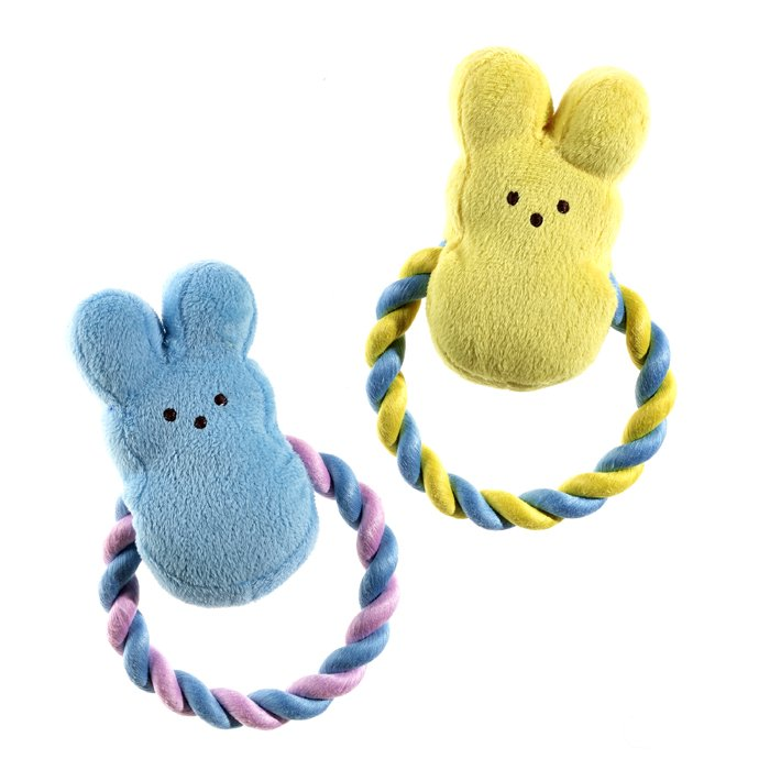 Show your fur-baby the love today with a PEEPfect toy from our pet line! #NationalPetDay