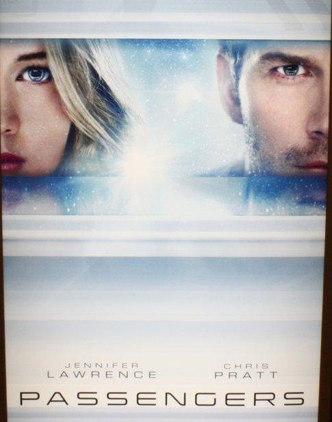 Coming this fall: PASSENGERS starring #JenniferLawrence and #ChrisPratt! Sci-fi romance by Morten Tyldum! #DIFF16 https://t.co/oKuv2ikQil