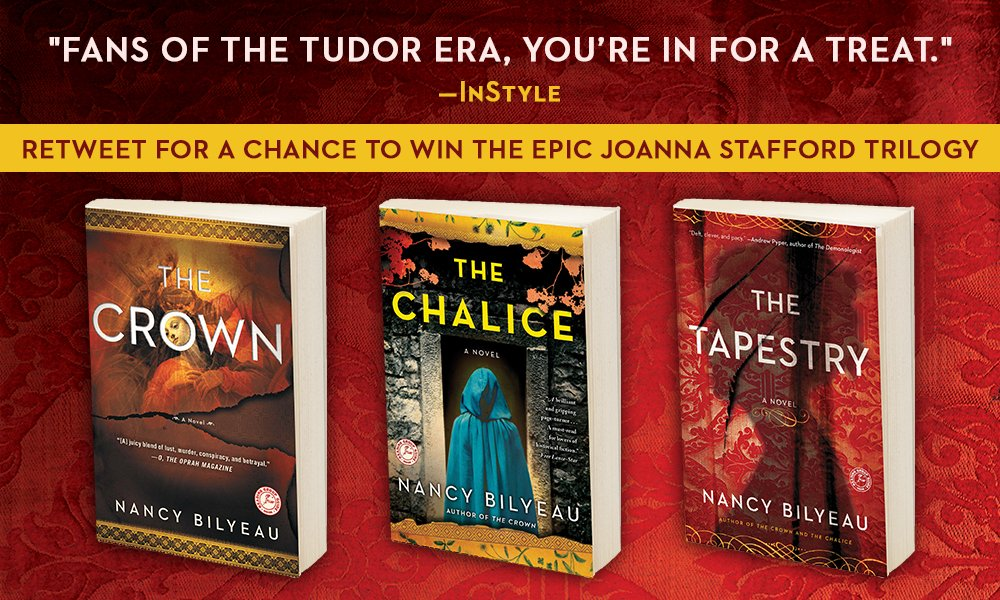 Political murder, sexual intrigue...and free books. RETWEET to enter to win the heart-pounding trilogy! @Tudorscribe https://t.co/DN3UgY9O9P