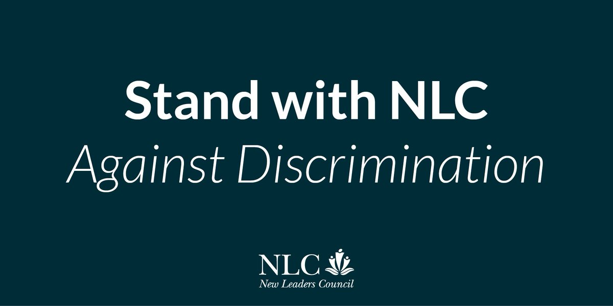 Our @NLC_NC leaders are taking a stand against discrimination. Add your name: https://t.co/1CNyYdj38e https://t.co/B21pofbPOd