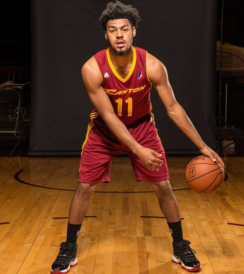 Congrats to @QCook323 - our 2015-16 Rookie of the Year!   He averaged 19.6 PPG & 5.4 APG for the @CantonCharge https://t.co/0Ga4pNIqON