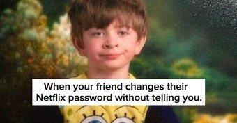 24 Times The Spongebob Pajama Boy Summed Up Your Mood Scoopnestcom