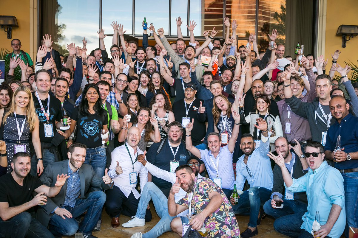 ignacioriesco: #preimagine family picture is here! Thanks all for your support. #MagentoImagine @gotVantage @SheroDesigns @magemojo https://t.co/PsBE6hEzsH