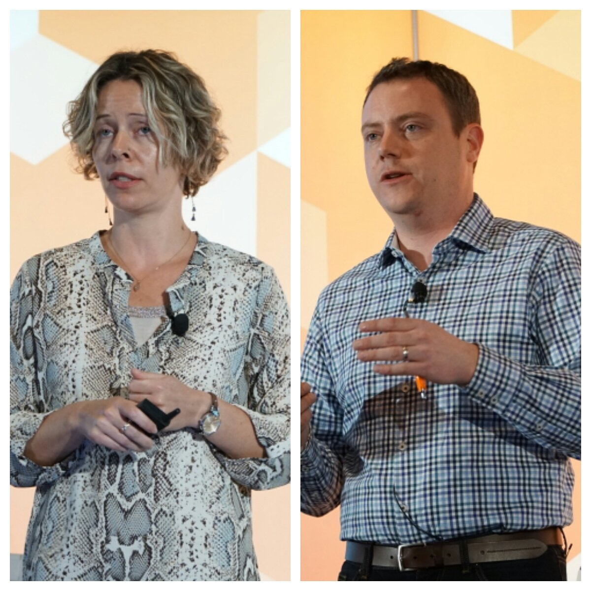 wejobes: Noelle Darlington and Gordon Knoppe gave a really good talk on migration Magento 1 to Magento 2 #MagentoImagine https://t.co/9oWMrAc9nn