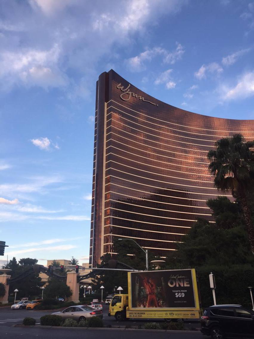 vaimoglobal: We are staying at the Wynn Hotel - can't complain, that's for sure! #MagentoImagine #Vaimo #Imagine2016 https://t.co/1QQeDoWtdX