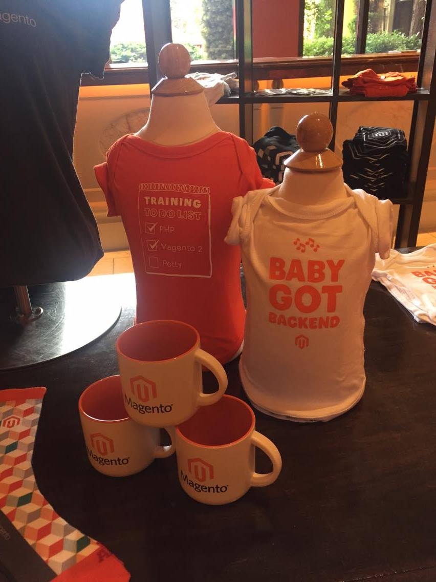 vaimoglobal: 'Baby Got Backend' - it's never a wrong moment to make a Sir Mix-a-Lot reference #MagentoImagine #Vaimo #Imagine2016 https://t.co/Adk1vl1RfV