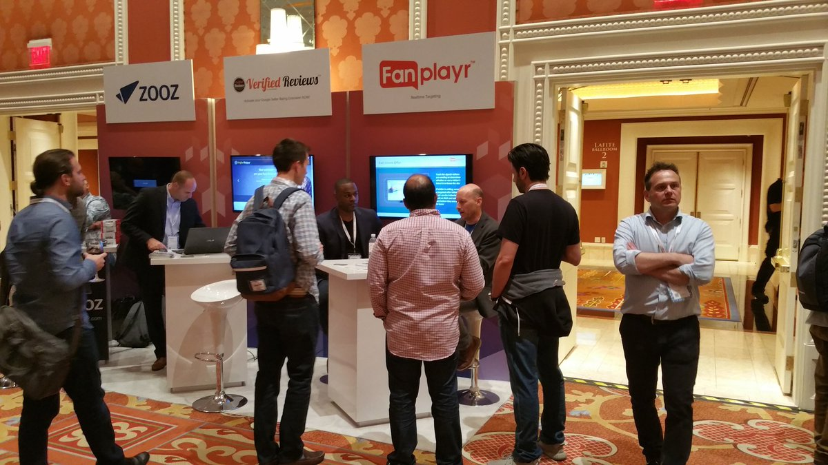 SethRand: Our friends @Fanplayr discussing #ecommerce conversion optimization at #MagentoImagine #Imagine2016 @WynnLasVegas https://t.co/3vpy66nbSM