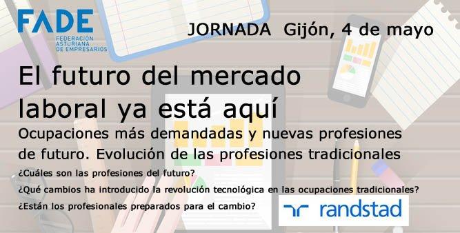 ¿Cómo impacta la revolución digital en el mercado laboral? El 4/5 en Gijón con @Randstad_es https://t.co/JavEBzdcXi https://t.co/IjpPCKjFIP