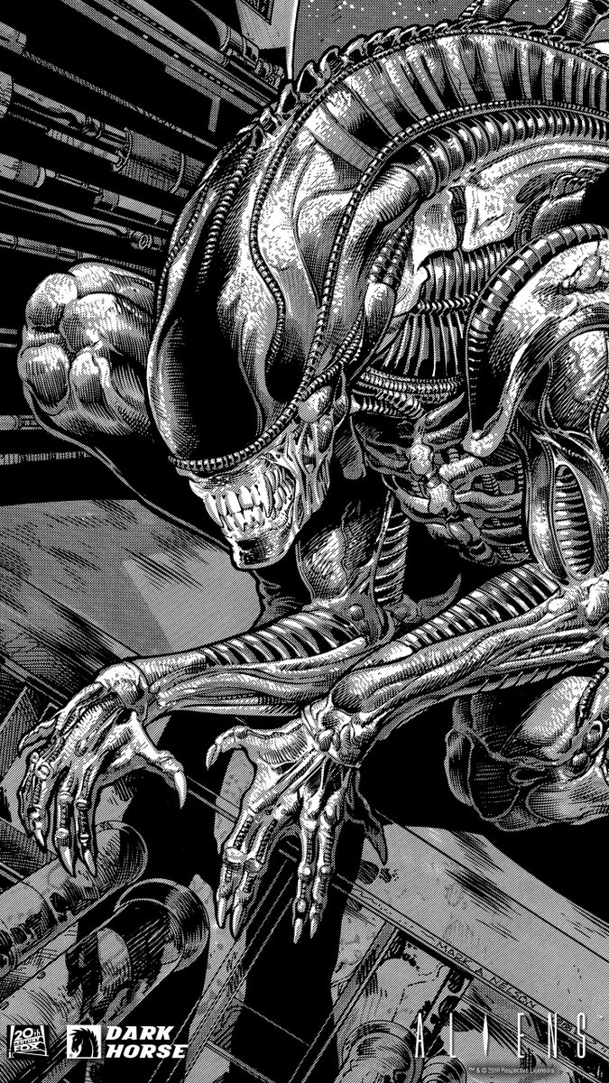 Its Aliens day #alienday426. Are you reading an aliens comic or rewatching the films? Let us know! @DarkHorseComics https://t.co/XOurHHVzcm