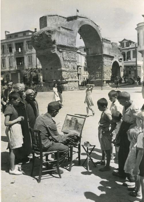 Α trip to Thessaloniki in the 40s awaits the visitors of @MBP_Thess: