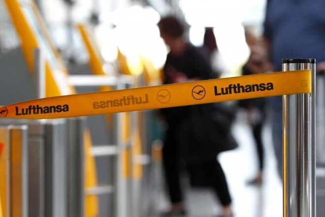 Lufthansa to cancel 900 flights in Germany over strike