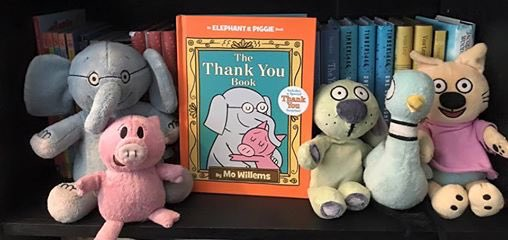 I'm giving away 4 copies of The Thank You Book. RT before 12 to enter drawing. https://t.co/59Ms6xfmz6 #ThankoRama https://t.co/EhYyQQ9luh