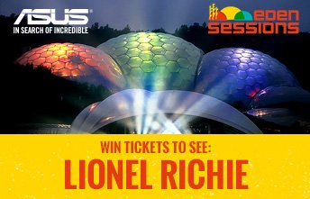 We've got 2 tickets to see @LionelRichie @TheEdenSessions on 24/07! Flw & RT to win! Ts&Cs https://t.co/ewFEpyqRBF https://t.co/RwzRhsqVjw