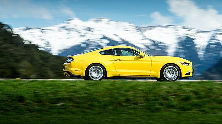 ❄ ☀ Unser #Lichtblick bei diesem #Aprilwetter! #MustangMittwoch ❄ ☀ ^CG https://t.co/excY82J8Zj