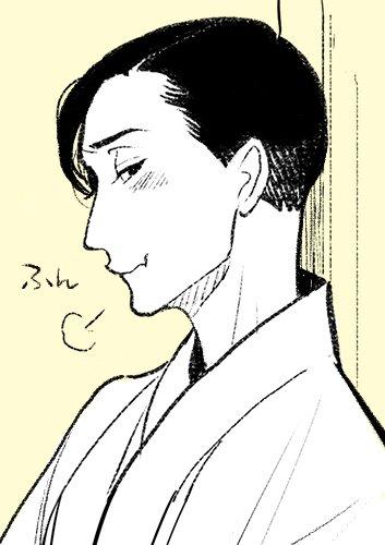 怒る菊比古さんが大好きな私は「だんだん怒りが増していく菊比古さん」というものを描いたはいいんですが、出すタイミング迷子になってたので、落語心中アニメDVD3巻ドラマCDの菊比古さんが最高に怒ってた記念に出すよ