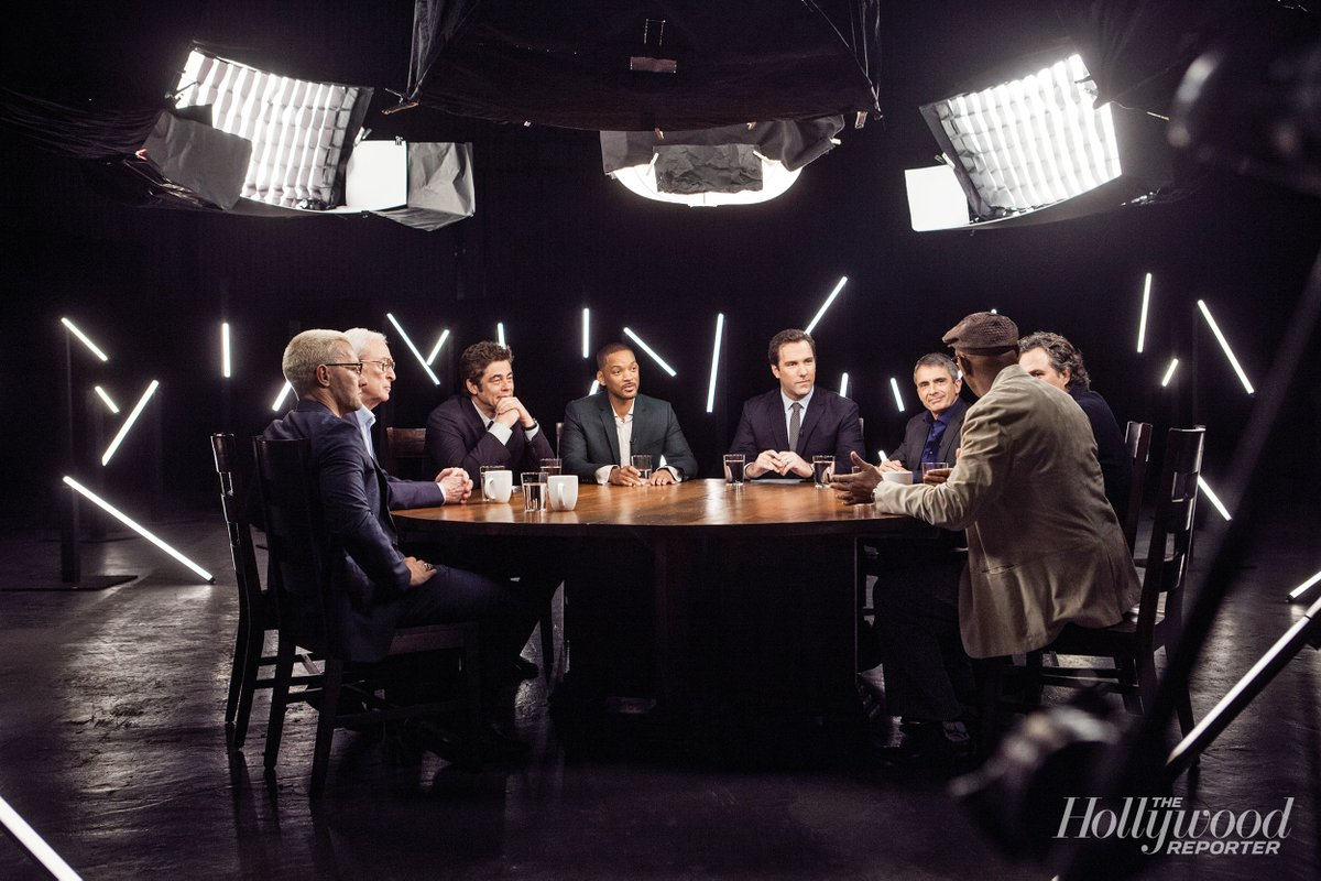 Hollywood Reporter wins Webby Award for Roundtable series