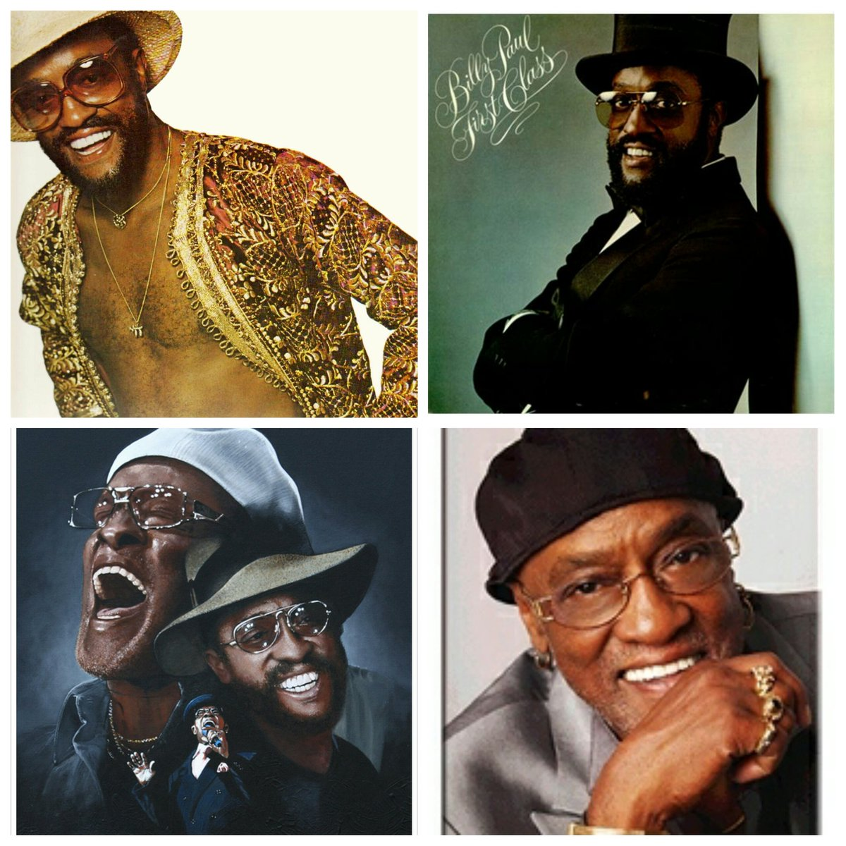 Another Legend gone! R.I.P. Singer Billy Paul #MeandMrsJones #Billypaul #TSOP https://t.co/G9bbuOhFJe