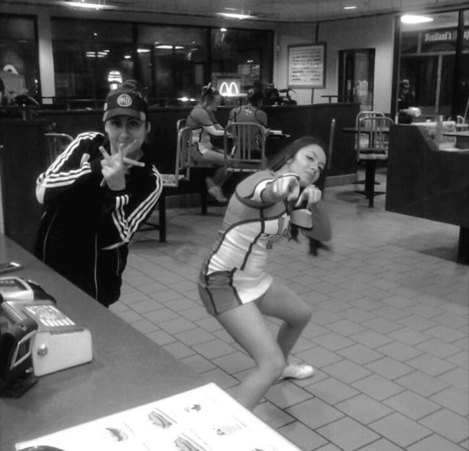 HAPPY (meal) birthday to my FRY or die love you (slick thick) dumbass  can\t wait for more G-Eazy