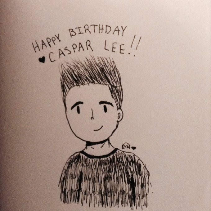 This is really bad and pretty rough but here u go happy birthday