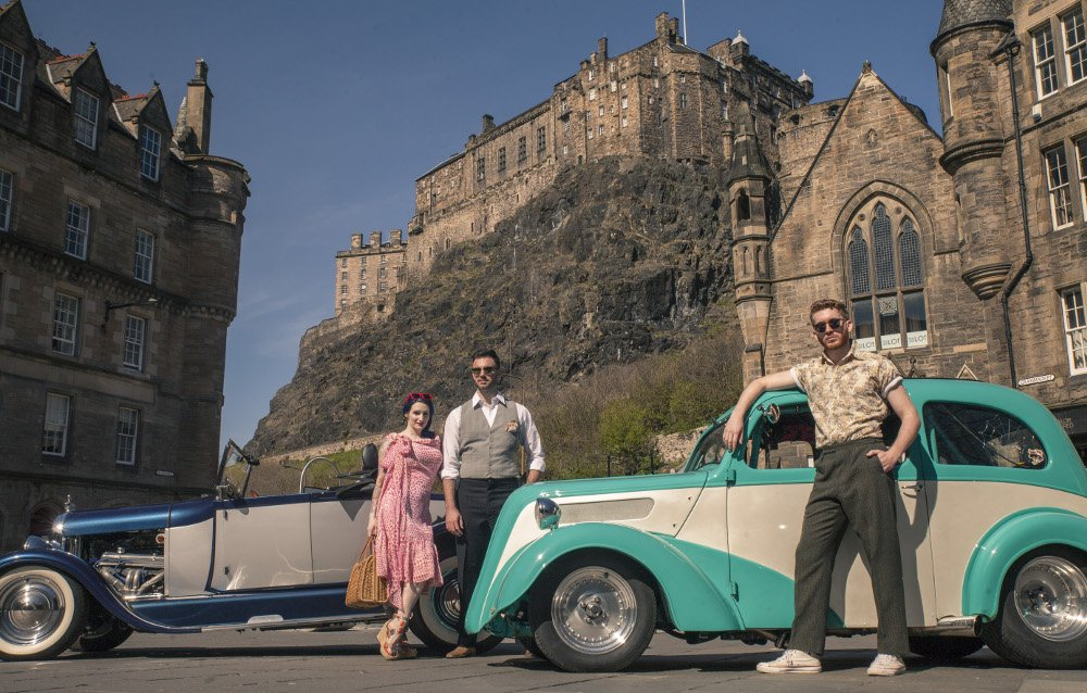 RT @edinburgh: Step back in time this Sat & Sun at the @GrassmarketEdin Vintage Weekend >