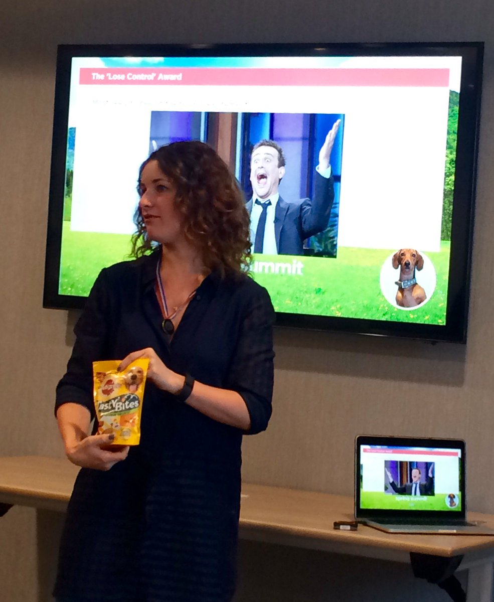 We held the myclever™ Spring Summit on Friday! The focus was food, fun and an exciting future for the agency...