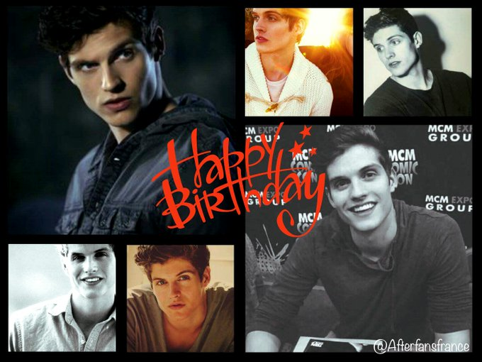 A very happy Birthday to our Hardin Scott