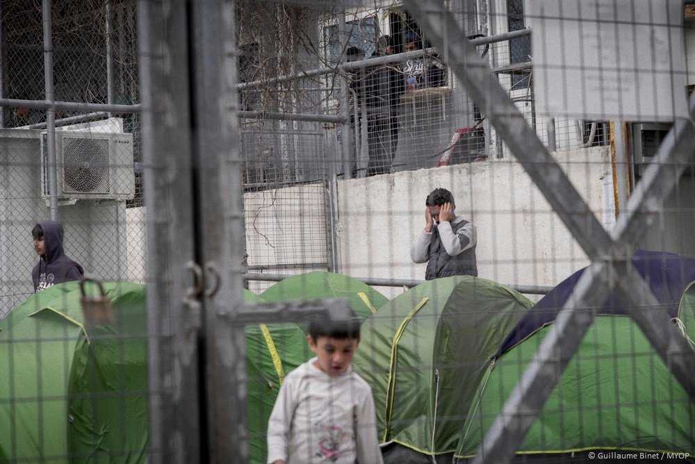 RT @MSF_Sea: Hundreds of children, fleeing some of the worst crises of our times are locked behind bars. This is #Europe in 2016. https://t…