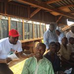 Enugu: #OurVotesCount #BeyondElections campaigners interacting with Timber dealers in Enugu https://t.co/g9Nsw8dpUm