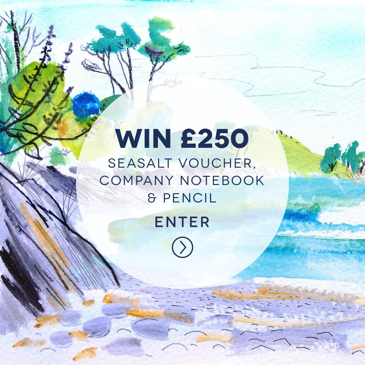 Have you entered our #SeasaltArt competition? Find out how to #WIN a £250 Seasalt voucher -> https://t.co/bSoEvOVN3J https://t.co/FXRb7z7gyD