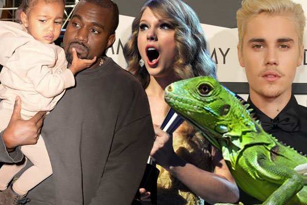 Was THAT Kanye West and Taylor Swift beef staged? Some people think so:
