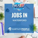 A #Waterford hotel is recruiting a Pastry Chef de Partie & a Breakfast Chef https://t.co/a8383nxqwn @HartleyPeople https://t.co/m5bHUHeErz