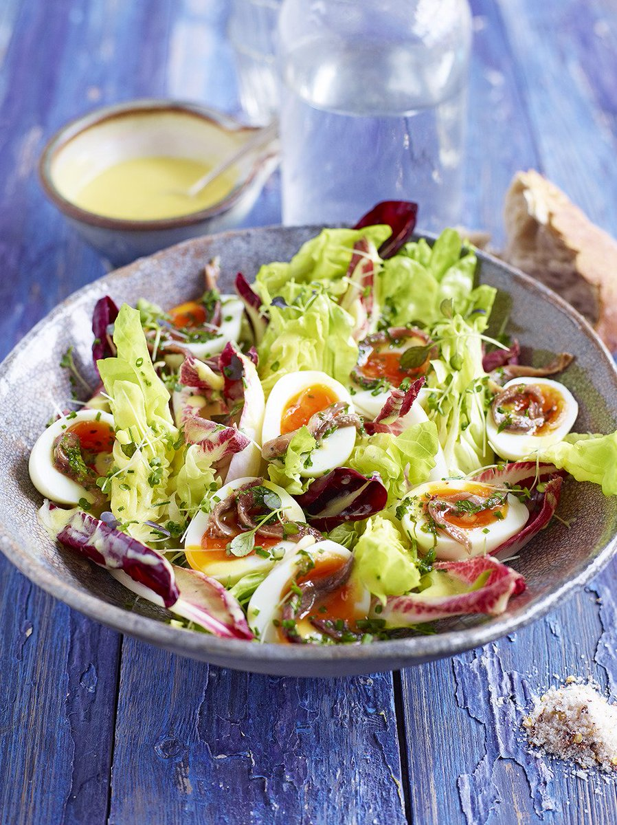 #RecipeOfTheDay - When they're properly done, egg salads are out of this world! https://t.co/mBa1uretee https://t.co/kuYfS1t0TX
