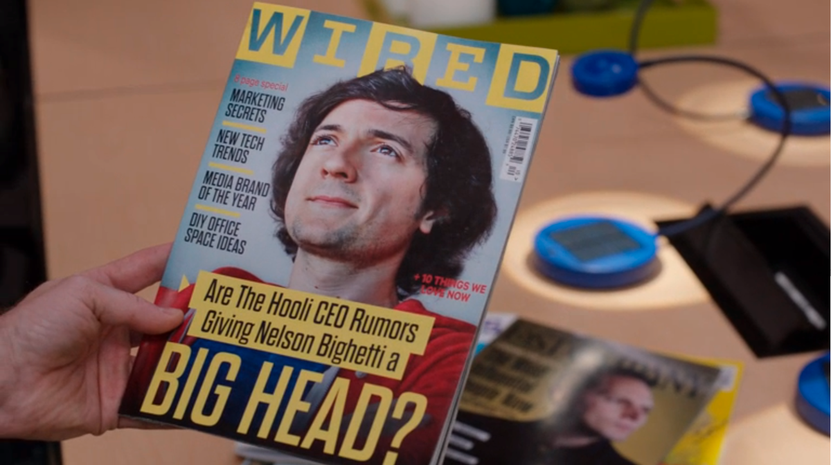 Congratulations to @SiliconHBO's Big Head for his first WIRED cover! https://t.co/ZgaPU6N0nL https://t.co/6oEj4I22I0